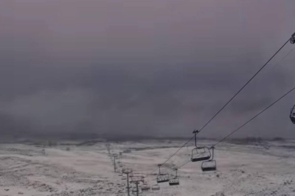 Whistler Blackcomb had its first snowfall of the season on Sept. 17. (Whistler Blackcomb)