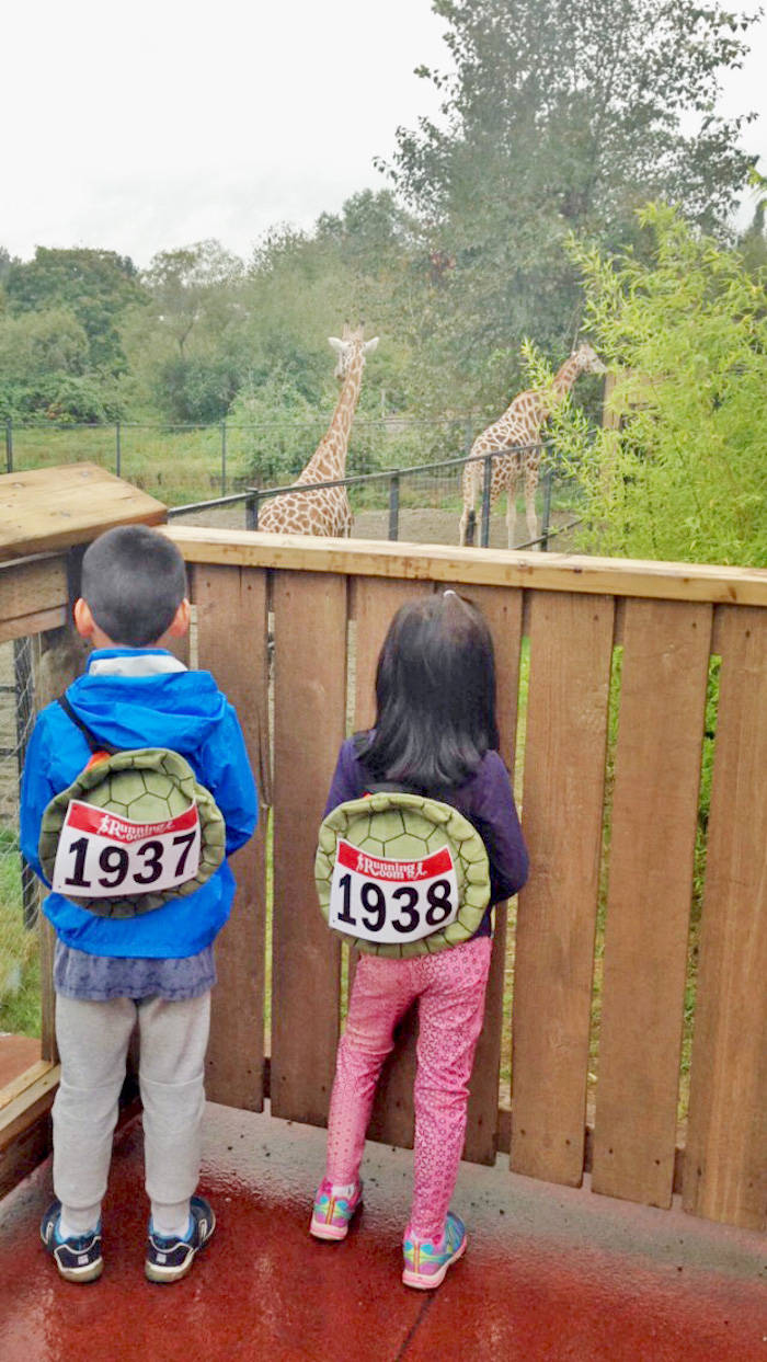 Fraser Valley dashes for endangered species at the zoo