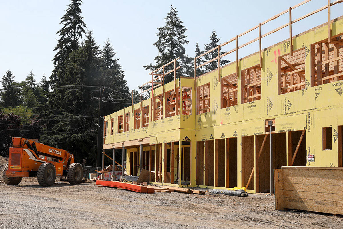 The solution to creating housing affordability is having the private sector build more