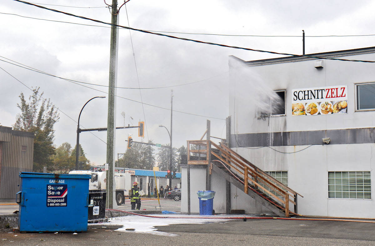 UPDATE: Alder Inn goes up in smoke after 'significant' fire damage