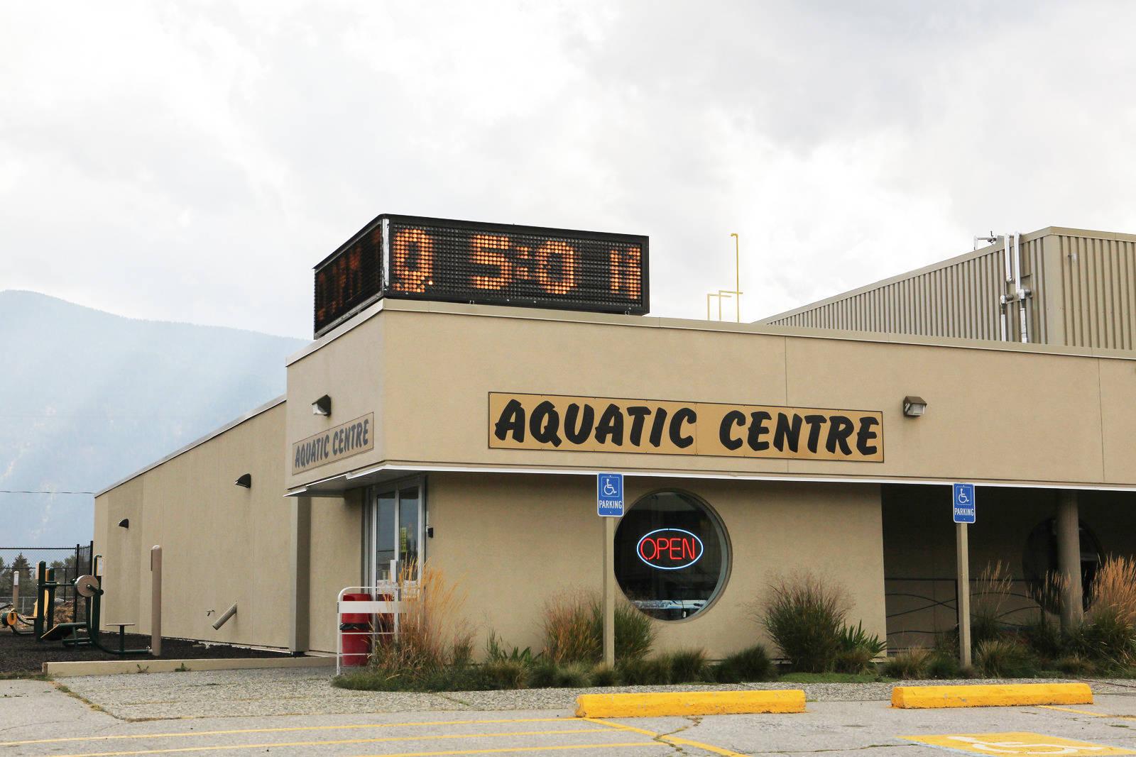 Grand Forks Aquatic Centre - Credit BoundaryBC.com