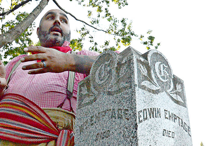 Local ghost stories and eerie encounters return in time for Halloween