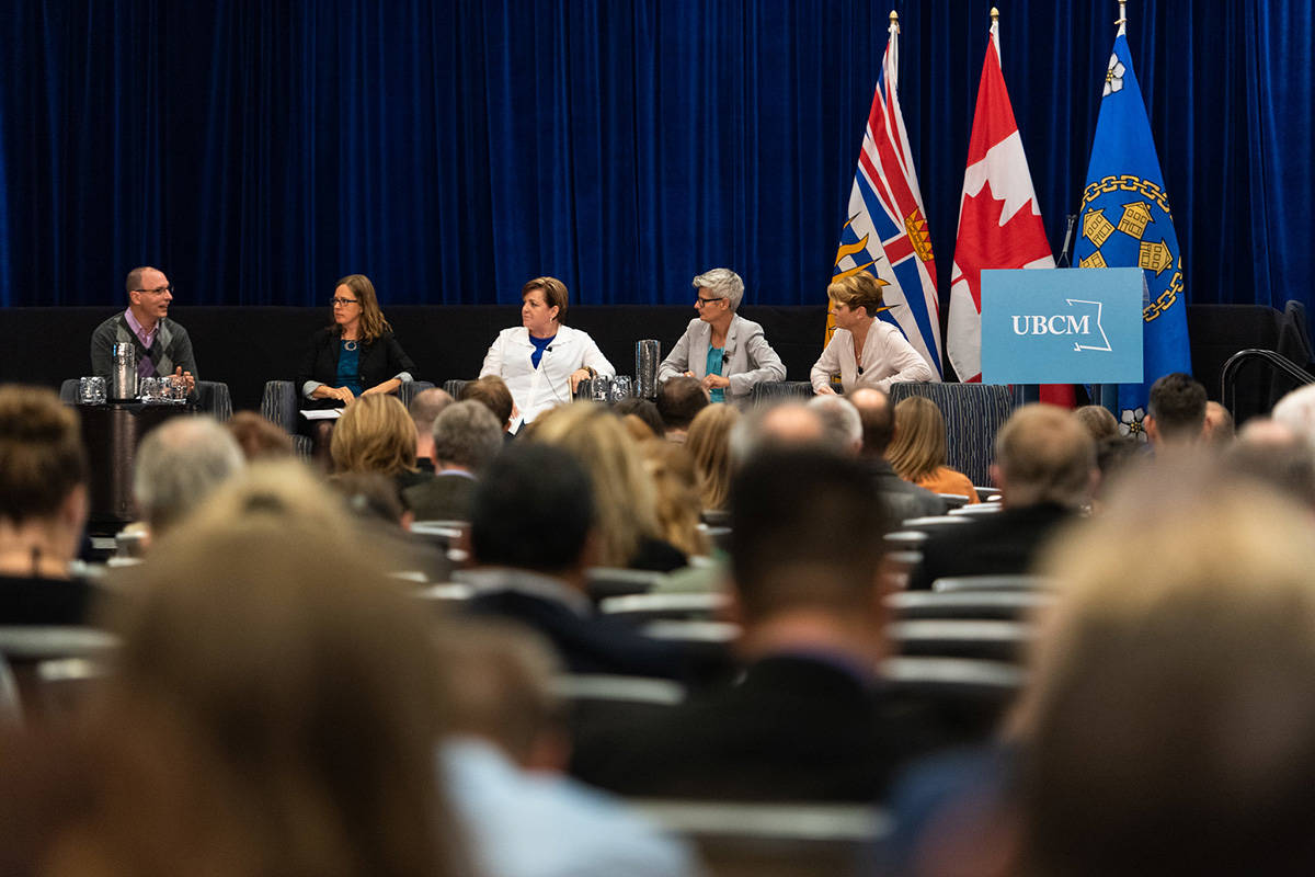 The annual Union of B.C. Municipalities Convention is taking place in Vancouver from Sept. 23-27, 2019. (UBCM)