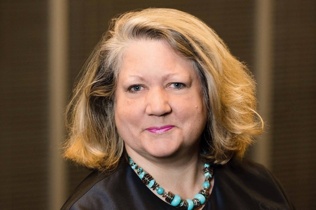 B.C. Auditor General Carol Bellringer. (Office of the Auditor General)