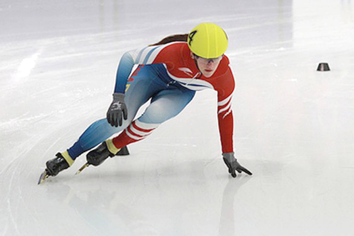 Short Track Speed Skating At The 2020 Olympic Winter Games.Shmyr Calls It A Career Langley Advance Times