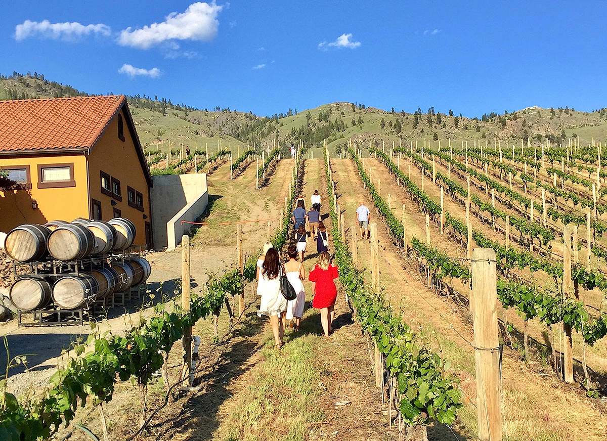 Food and wine are a big part of the South Okanagan experience – come discover NK'Mip Cellars.