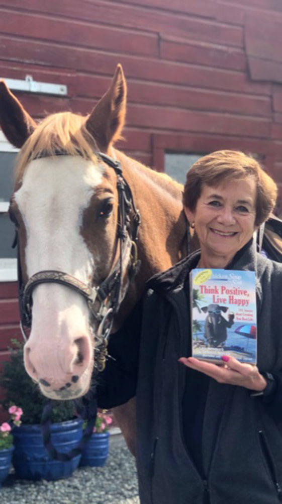 Abbotsford author supports Valley Therapeutic Equestrian Association with new book