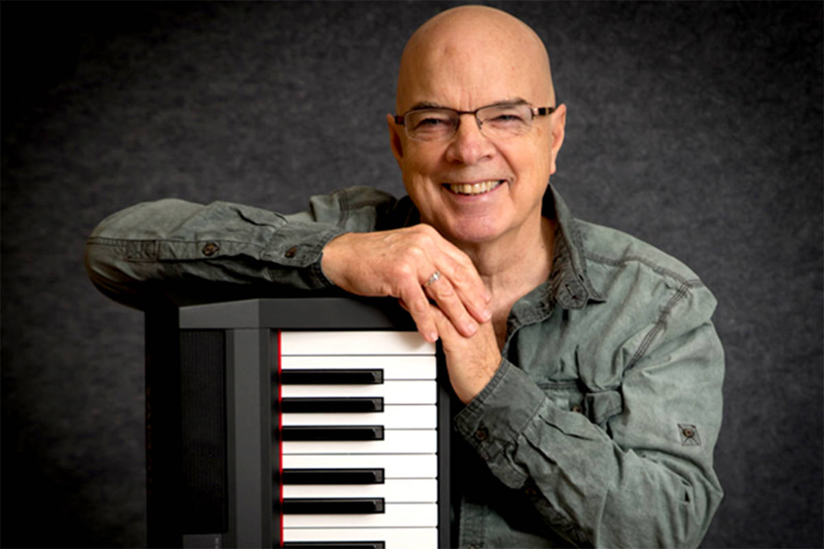 Musician Al Foreman performs at Beatniks Bistro in Fort Langley on Oct. 26 for Jazz in the Fort. (Al Foreman/Special to the Langley Advance Times)