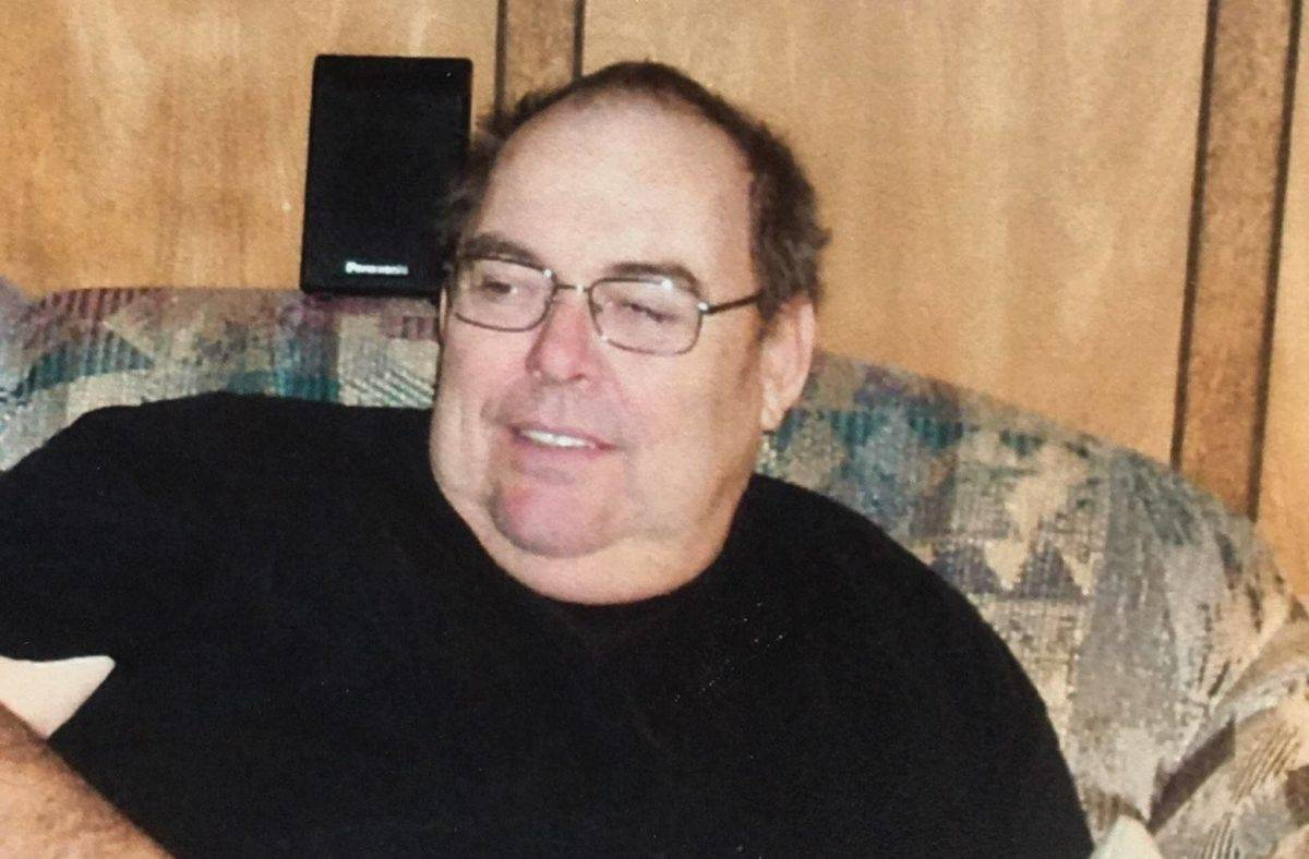 Gordon Solloway, 74, has been missing since Sept. 24 after he went on a short hunting trip east of Kelowna.