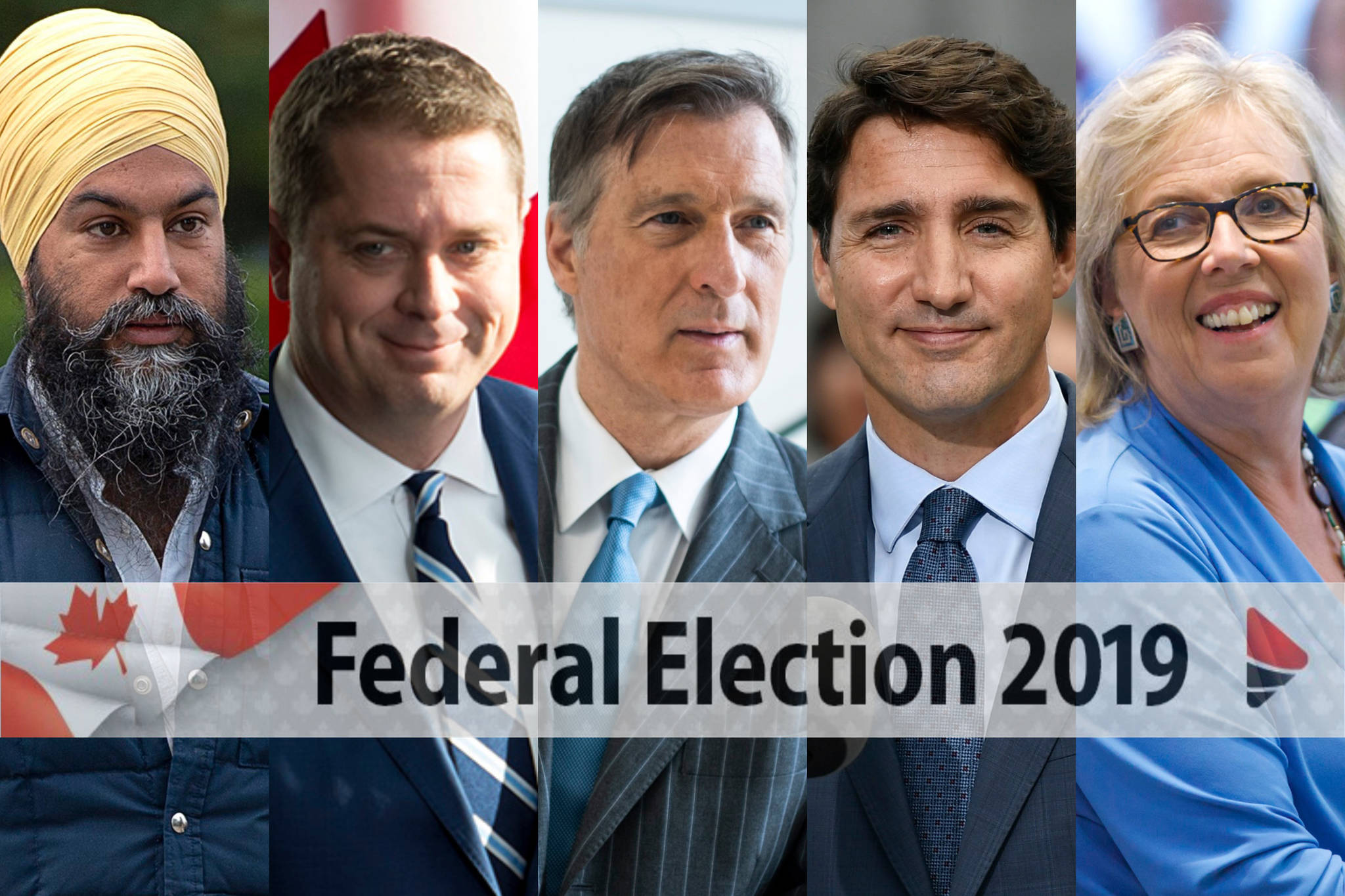Getting personal: Day 23 of federal campaign heats up
