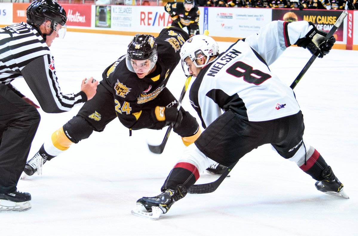 Vancouver Giants road trip begins with a loss
