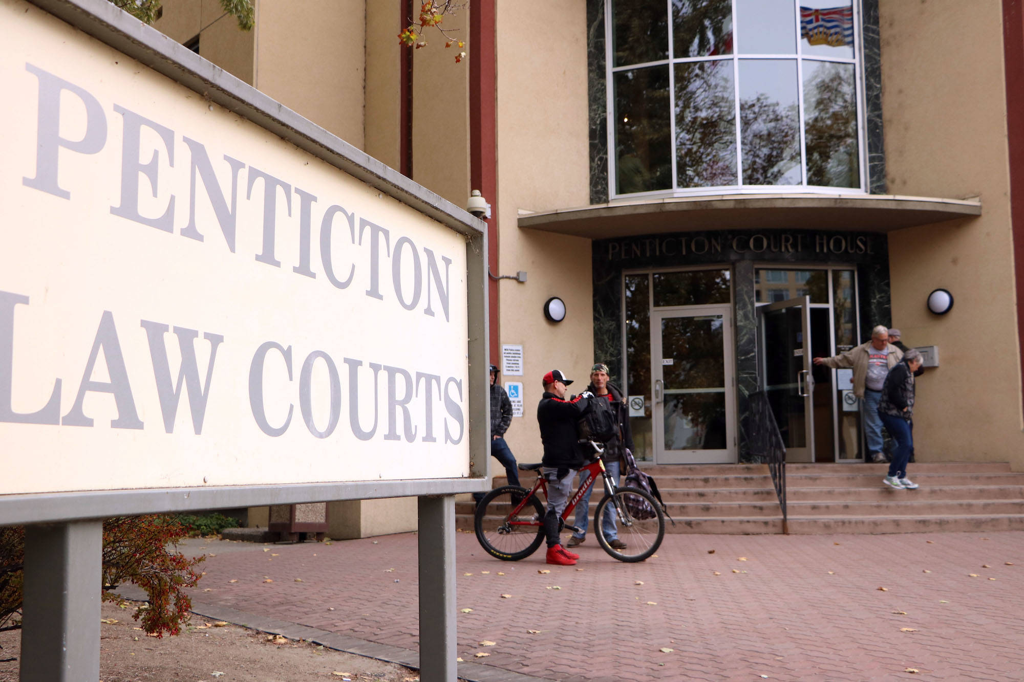 Former Penticton police officer receives conditional discharge