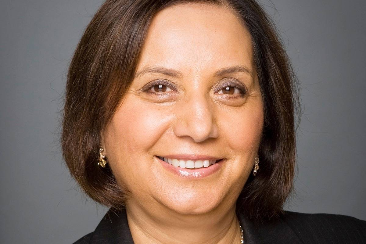 Surrey-Panorama MLA Jinny Sims is a former president of the B.C. Teachers' Federation and NDP MP.