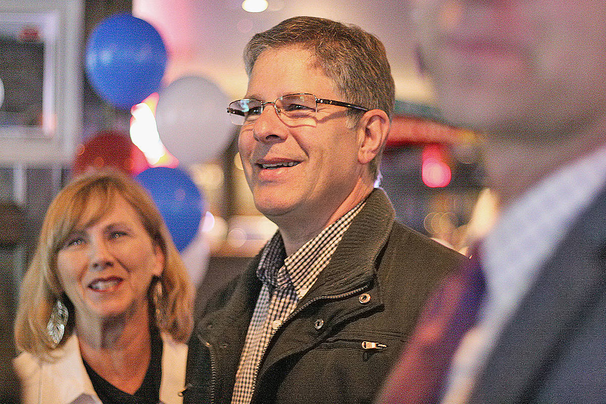 Outgoing Langley MP Mark Warawa announced his retirement. Now Tako van Popta will be running for the Conservatives in Langley-Aldergrove. (Langley Advance Times files)