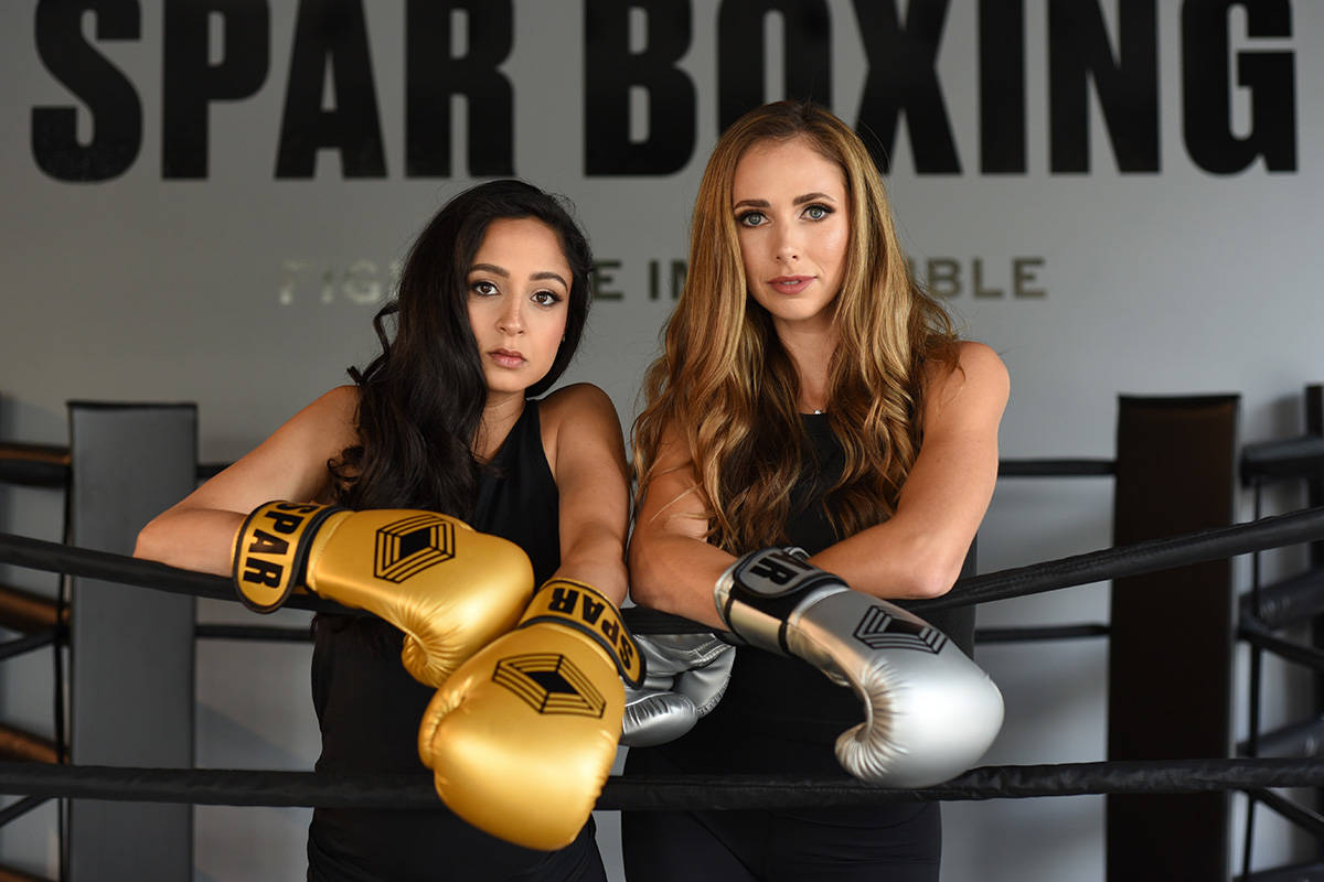 Box to the beat of music at Spar Boxing