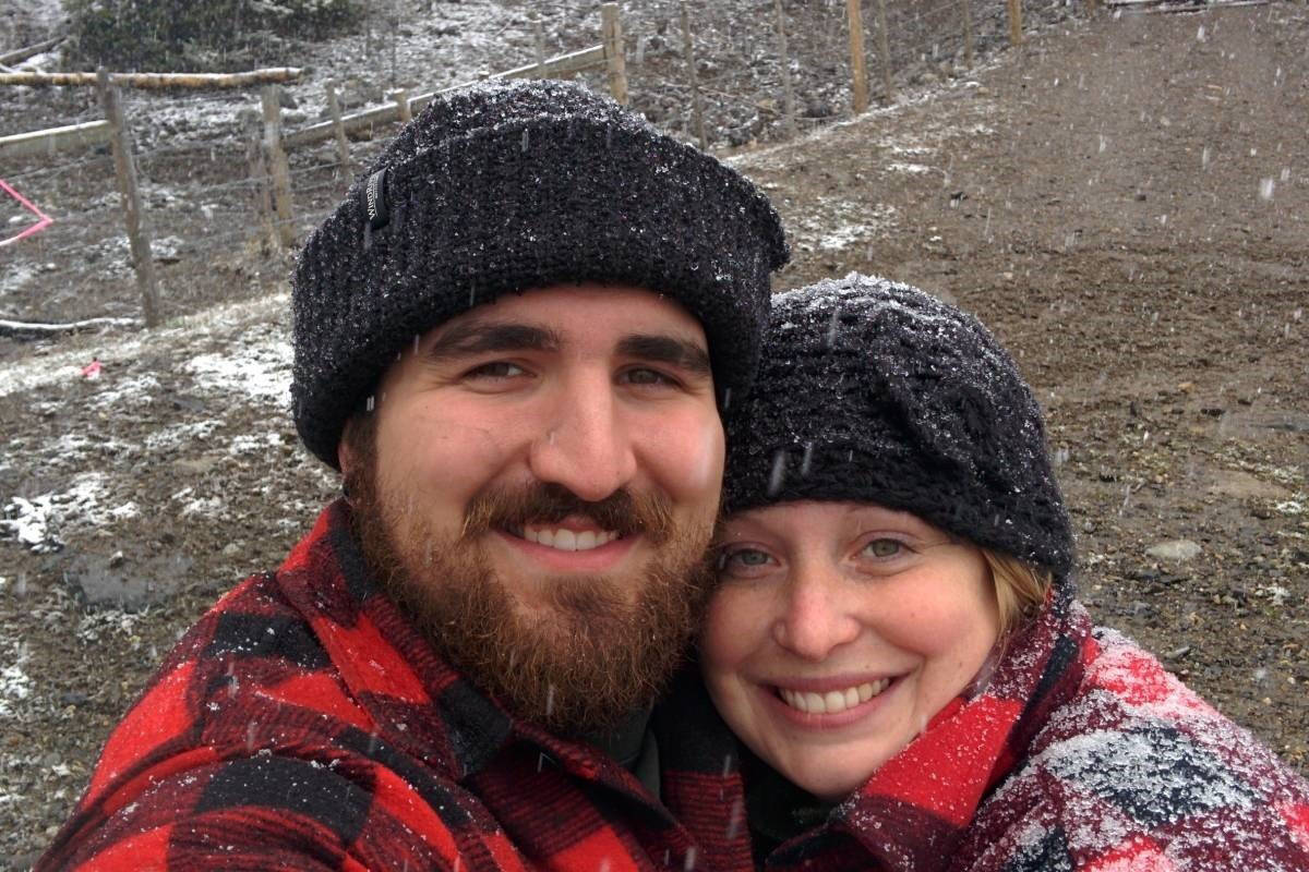 Justin and Tayah Lloyd. Tayah was six months pregnant when she was killed in a head-on collision near Bridal Falls east of Chilllwack on May 26, 2018. (GoFundMe)