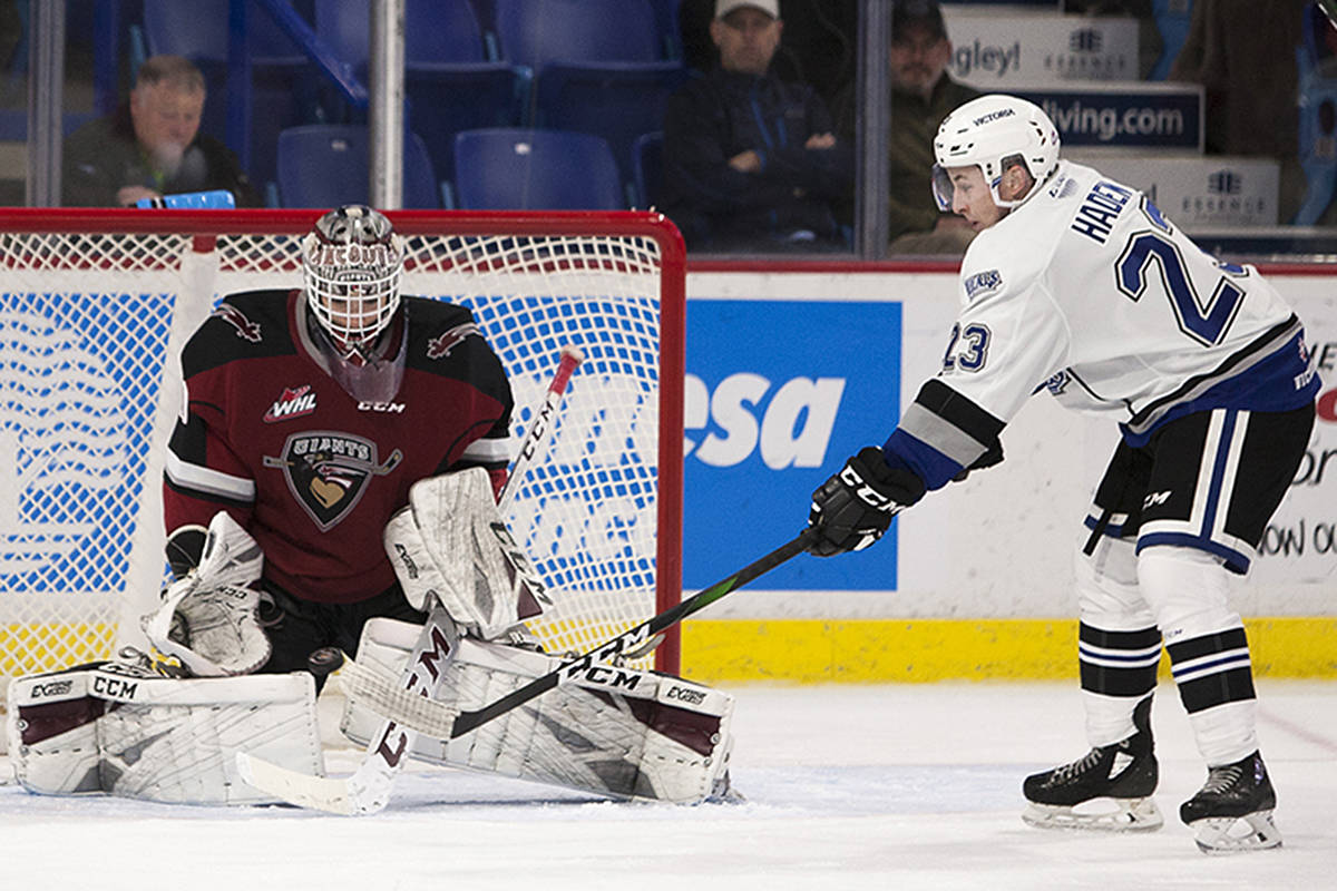 VIDEO: Depth and scoring lacking for Vancouver Giants this season: Coach
