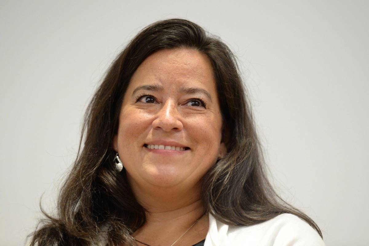 Jody Wilson-Raybould won another term as MP for Vancouver Granville, but this time, as an independent, after a tight three-way race.THE CANADIAN PRESS/Jonathan Hayward