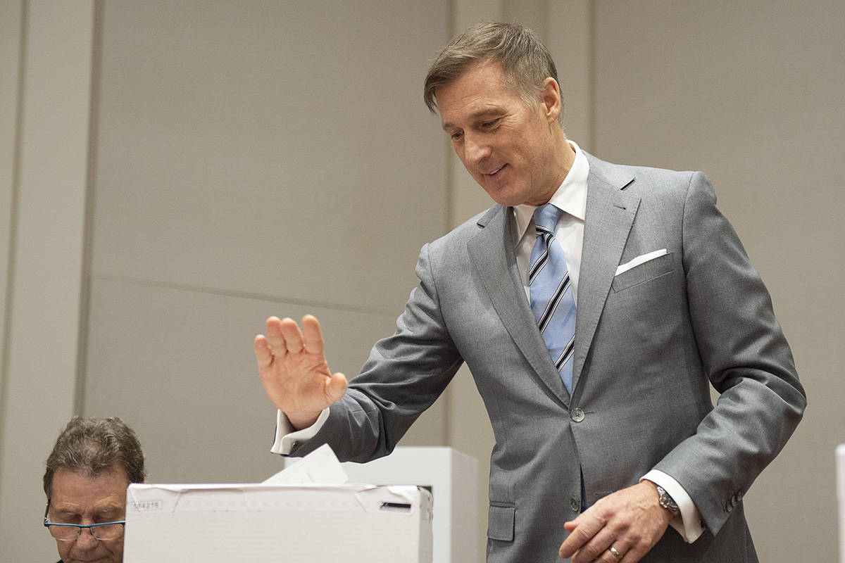 People's Party of Canada Leader Maxime Bernier loses his seat