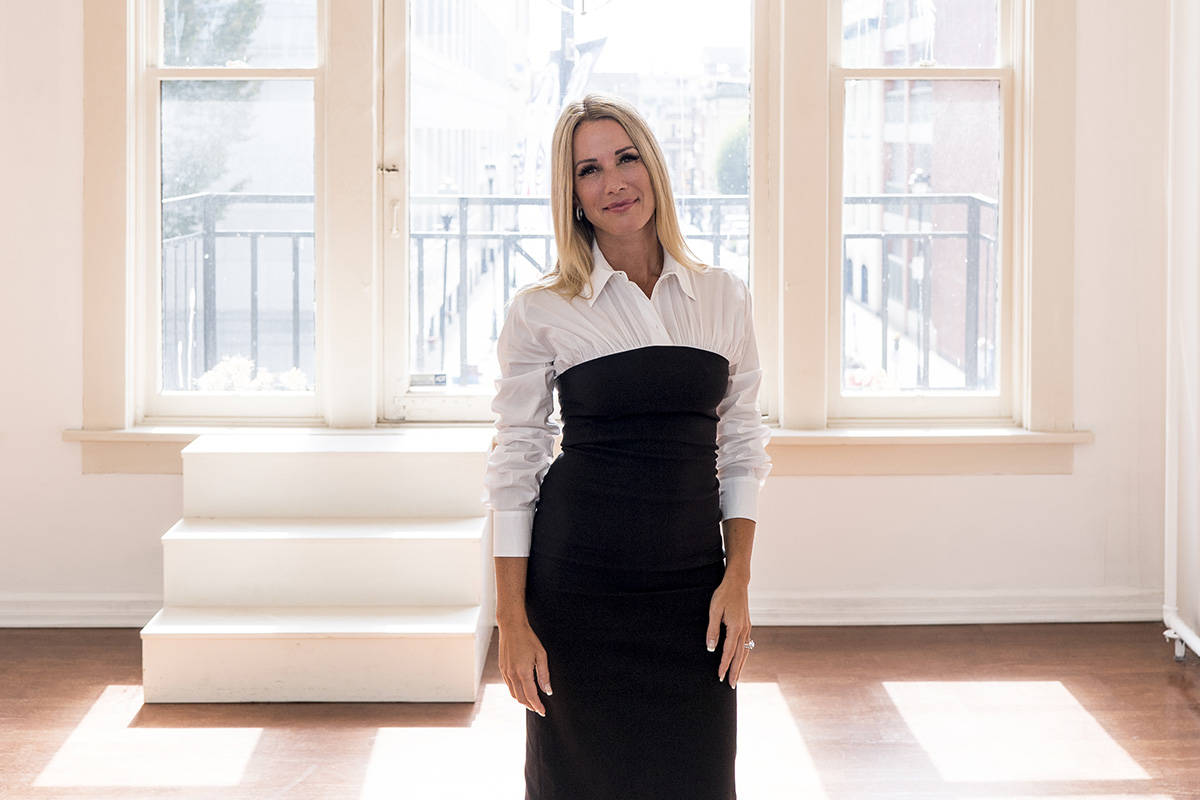 Lia Crowe's Inspired Style with Rebecca Burrows