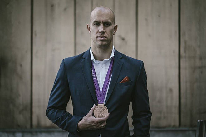 Mission Olympic medalist Brent Hayden announced on Wed., Oct. 23, 2019 that he is returning to competition after seven years away. (Brent Hayden/Facebook photo)