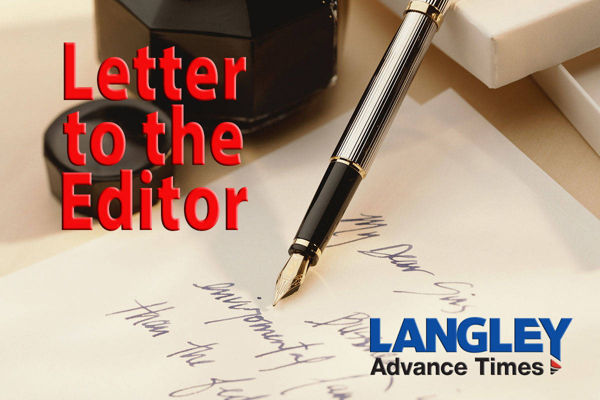 LETTER: Canada is a beacon of light in the world, Langley letter writer argues