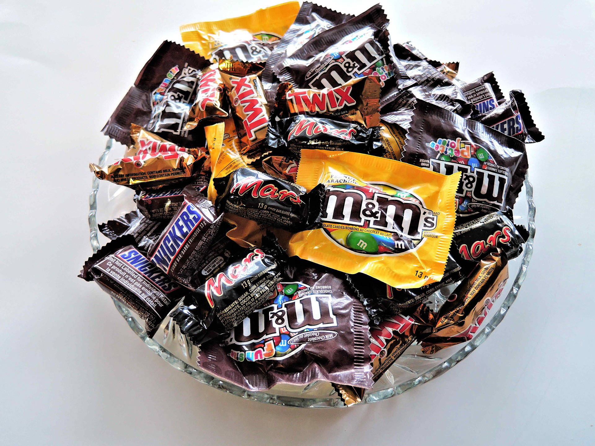 Would you hand out something other than Halloween candy to trick or treaters?