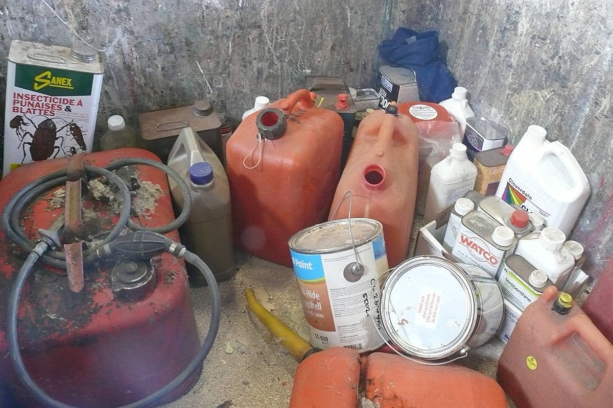 VIDEO: Day two of annual hazardous waste disposal event