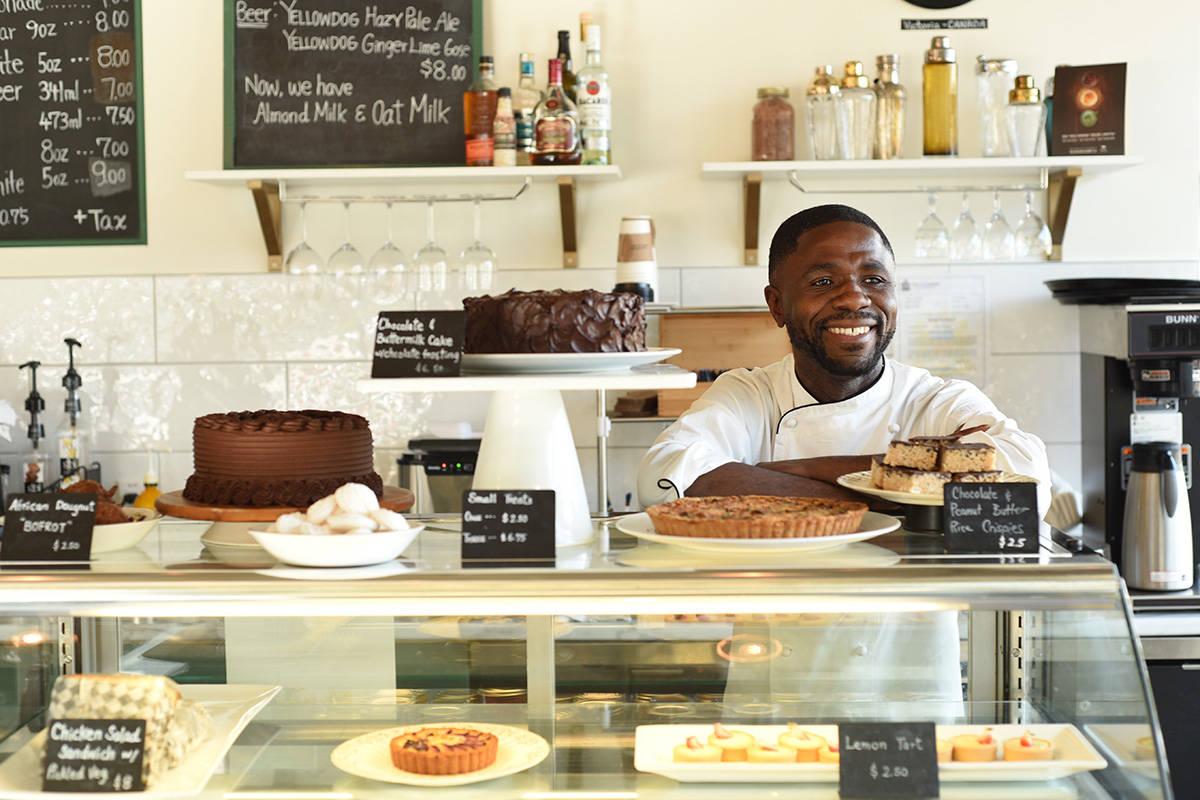 House of Boateng a restaurant success