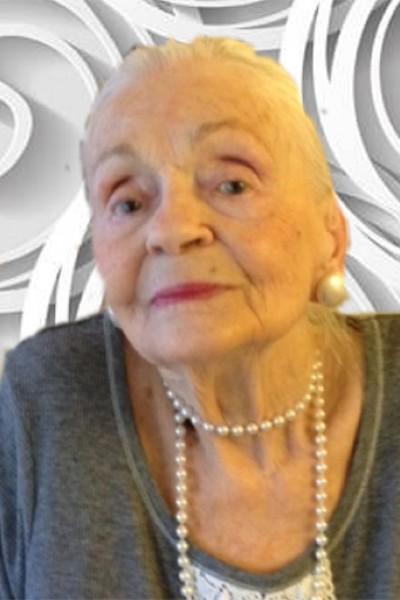 Evelyn Lucille Brown (nee Bingham)