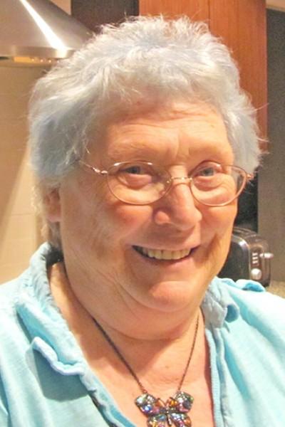 Frances Mary Brent (nee Fraser)
