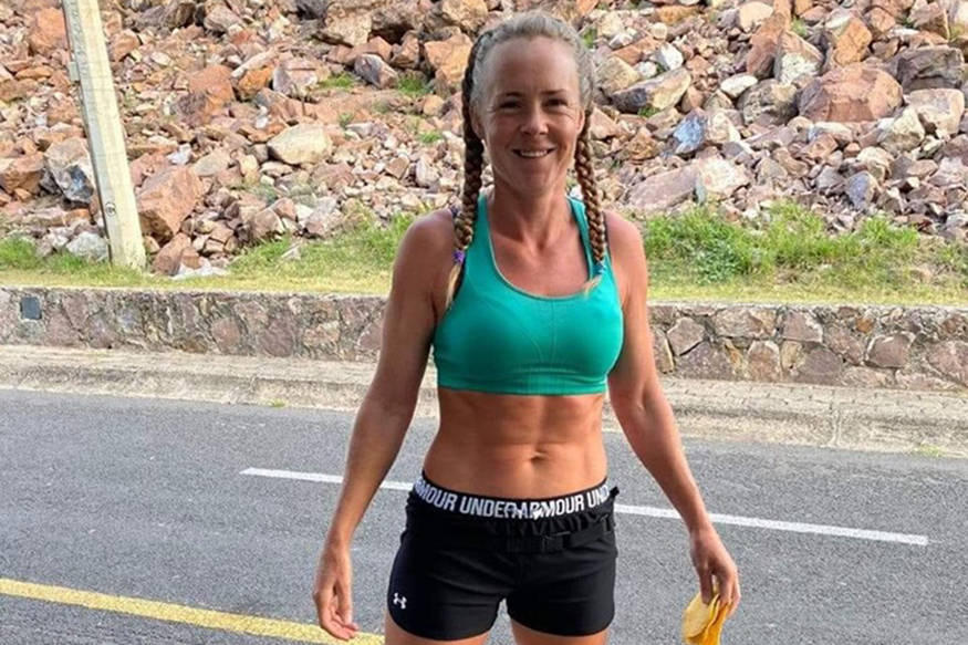 Vernon woman completes ultra-marathon, makes Canadian history