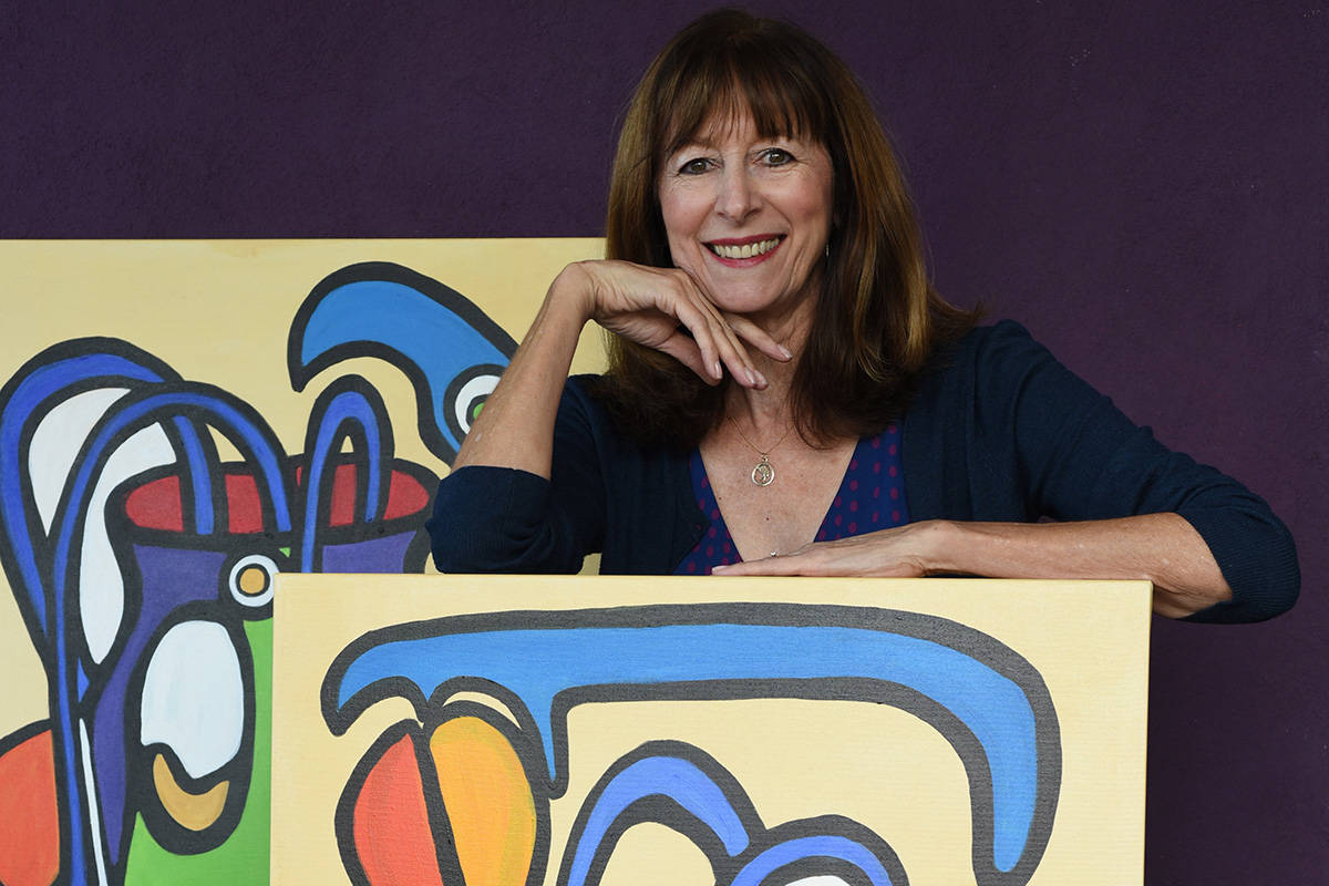 Creatively yours: Dianne Kelly
