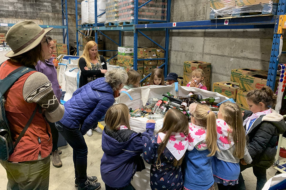 Anonymous donor buys $1,200 worth of Girl Guide cookies to give to Nanaimo charity