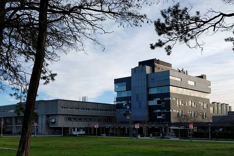 Langara College in Vancouver (Wikimedia Commons)
