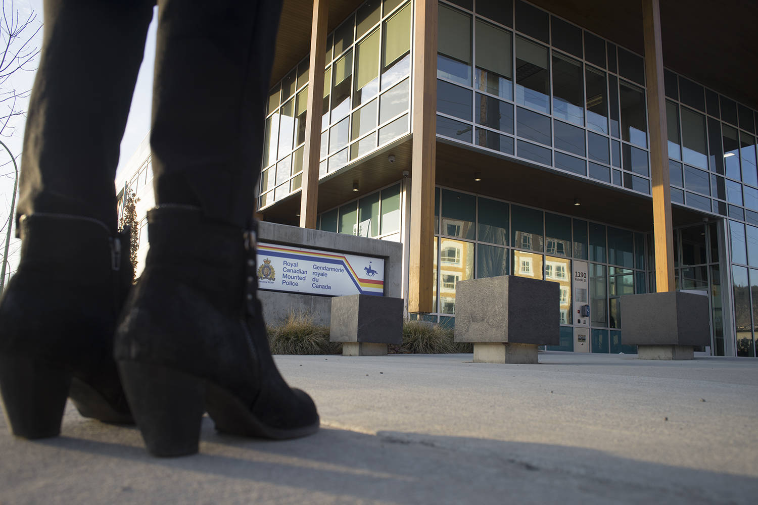 """According to Statistics Canada, nearly 40 per cent of sexual assaults reported to Kelowna RCMP were deemed """"unfounded"""" in 2018. That number is more than double the 15 per cent average across the province and dwarfs the under-5-per cent averages in Vancouver and Victoria. (Michael Rodriguez - Kelowna Capital News)"""