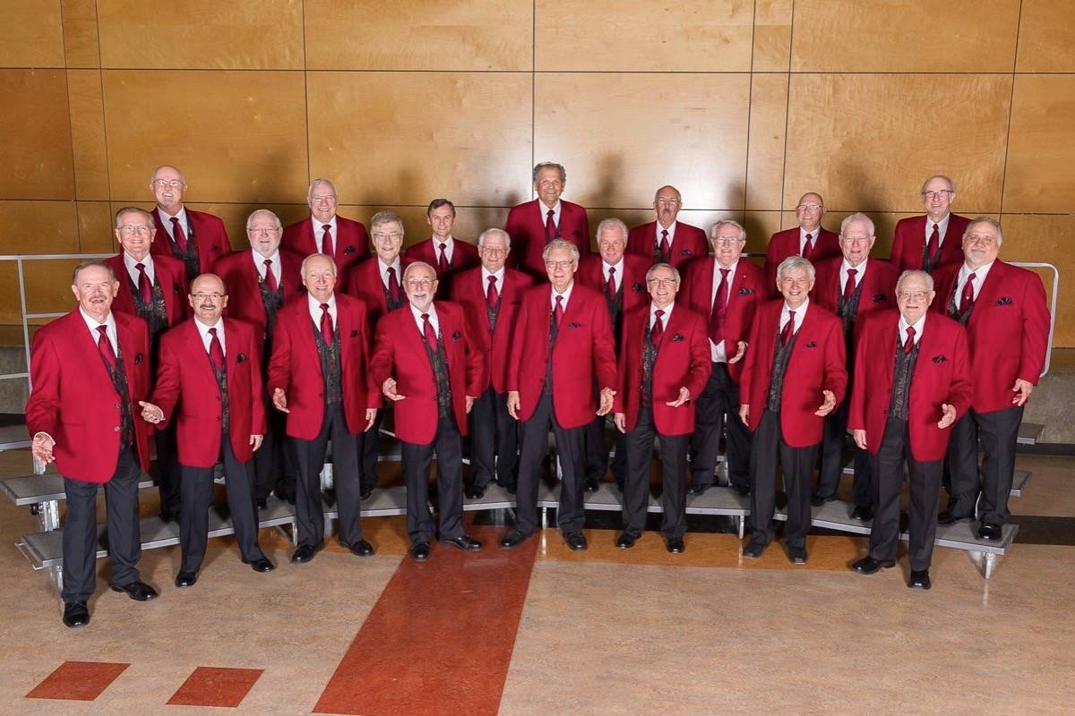 The First Capital Chorus' latest Remembrance show highlights the 75th anniversary of D-Day. File photo