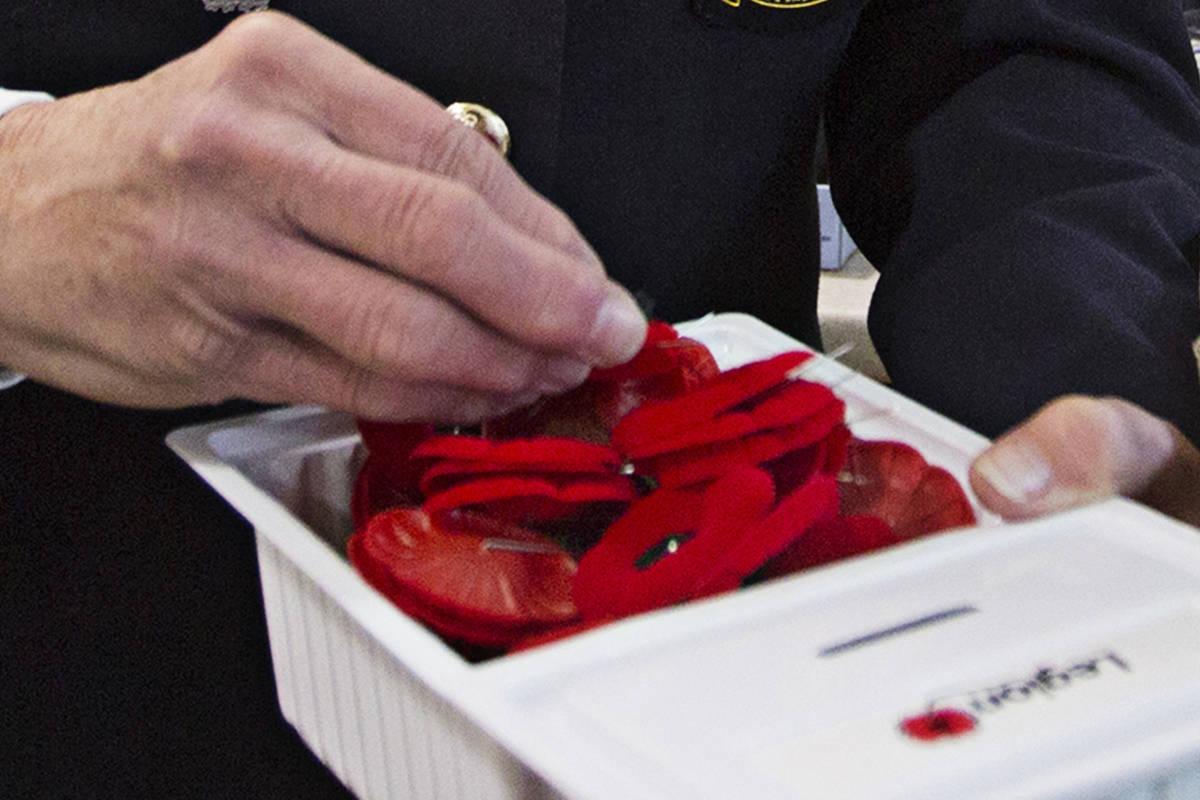 Poppy bin bandits arrested in Langley