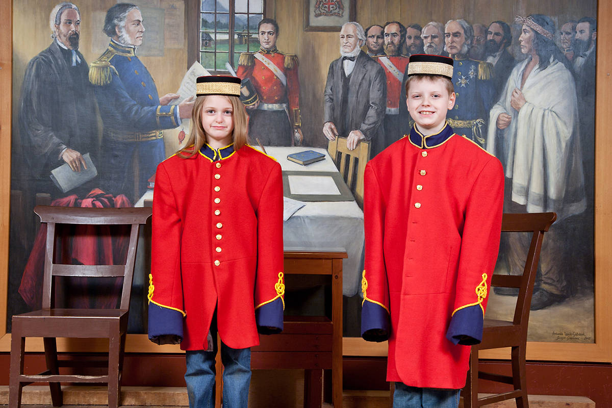 Fort Langley honours two influential Canadian historical figures