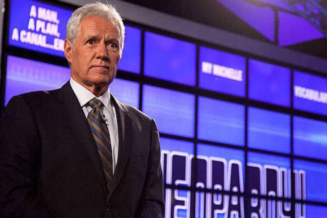 'We love you, Alex!': Trebek gets choked up by 'Jeopardy!' contestant's answer