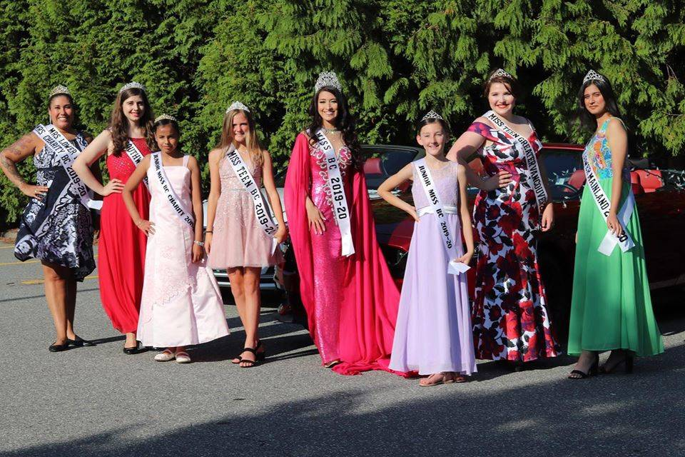 What have the Miss BC titleholders been up to?