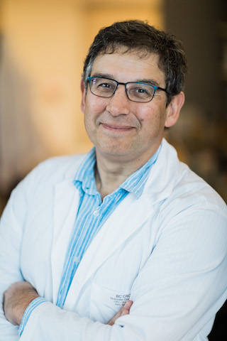 Dr. Samuel Aparicio, BC Cancer distinguished scientist and co-lead author on the study. Photo by BC Cancer Foundation.