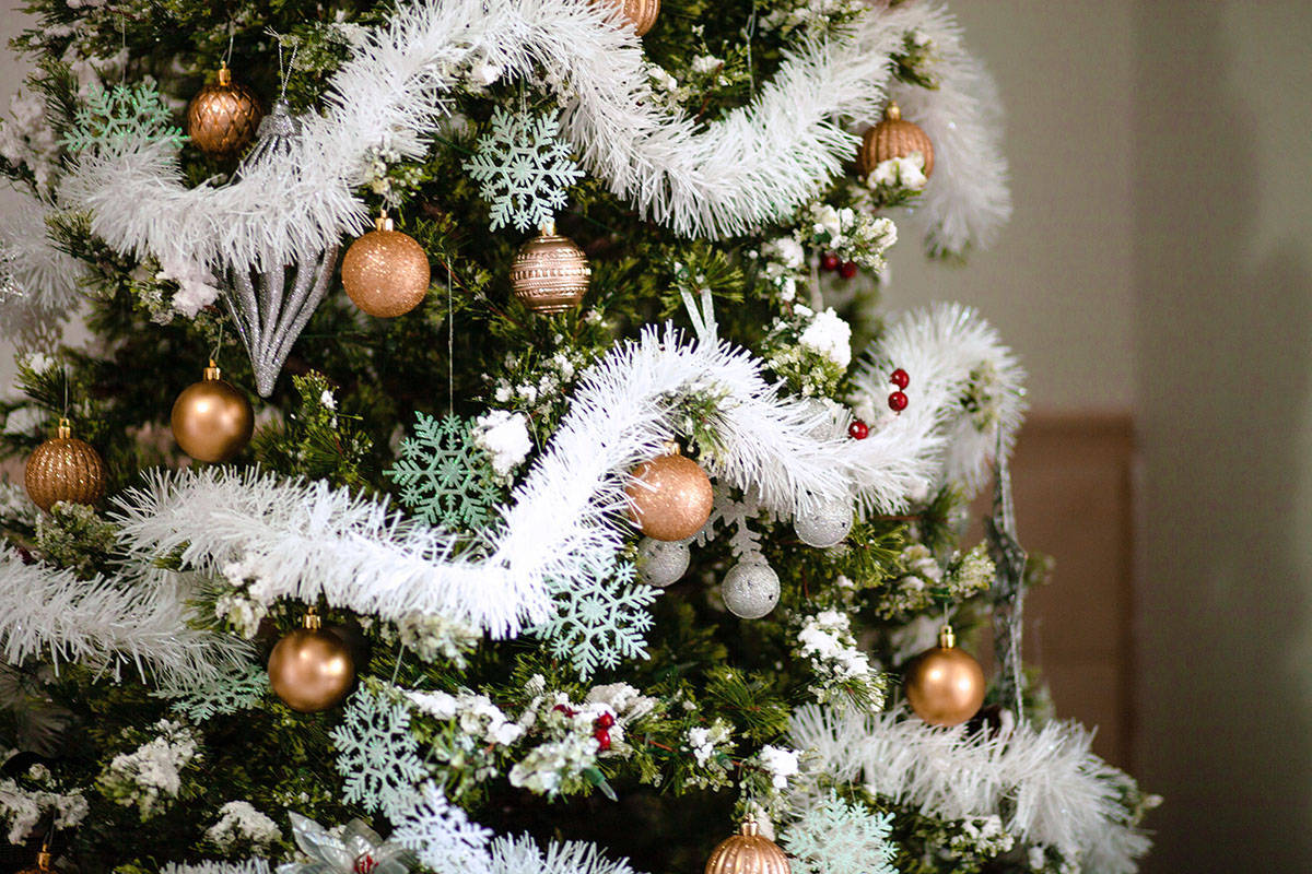 Newlands Golf and Country Club hosts 29th annual Festival of Trees. The public can make a donation benefiting the Langley Memorial Hospital Foundation and vote for their favourite tree. (Langley Advance Times files)
