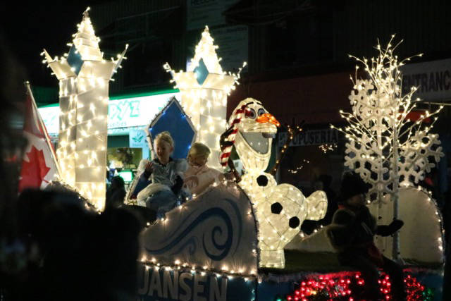 Langley's annual Magic of Christmas even returns Saturday, Dec. 7 for a full day of fun for the whole family, including the Santa Claus Parade.