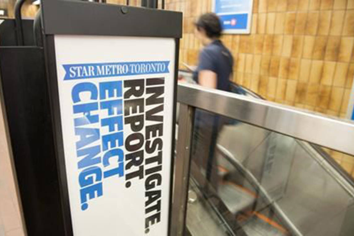 Torstar to close StarMetro national free newspaper chain, lay off 73 employees