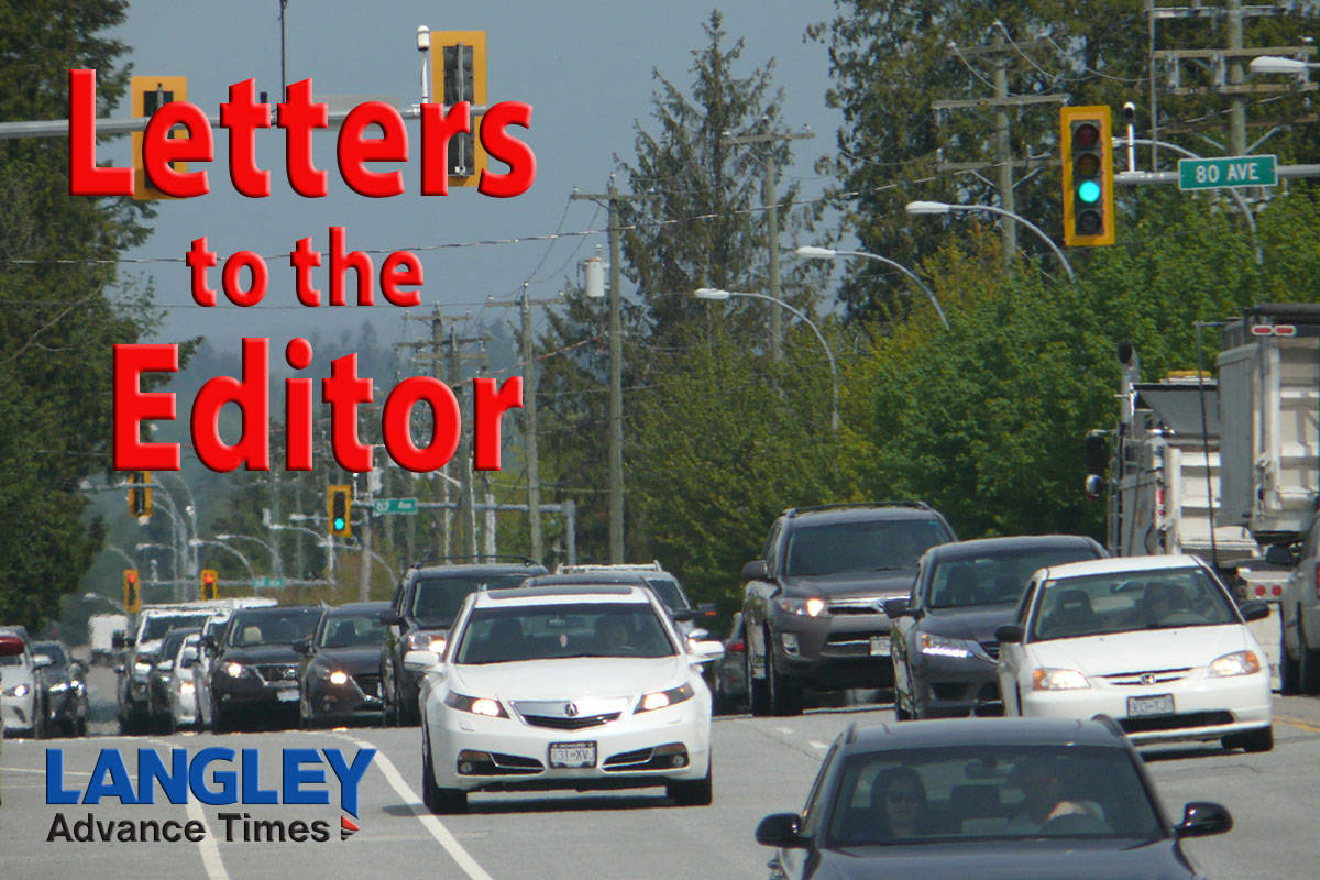Share your opinion with editor@langleyadvancetimes.com