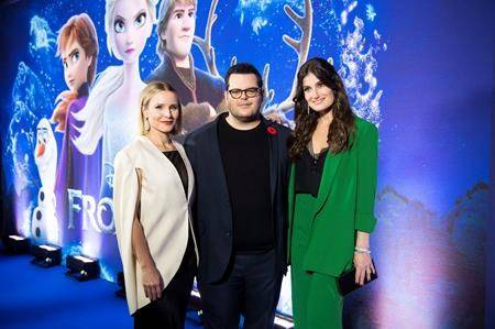 Canadian 'Frozen 2' animators tapped into cold weather experiences