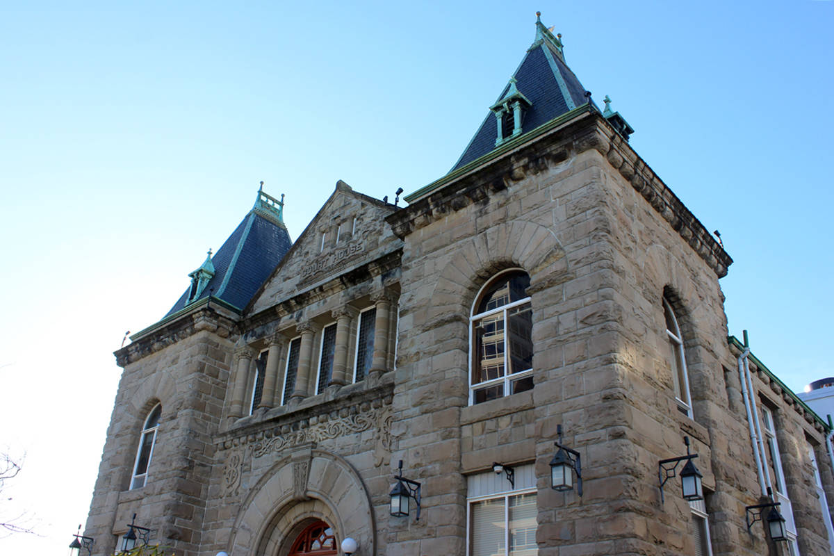 Nanaimo Courthouse (News Bulletin file)