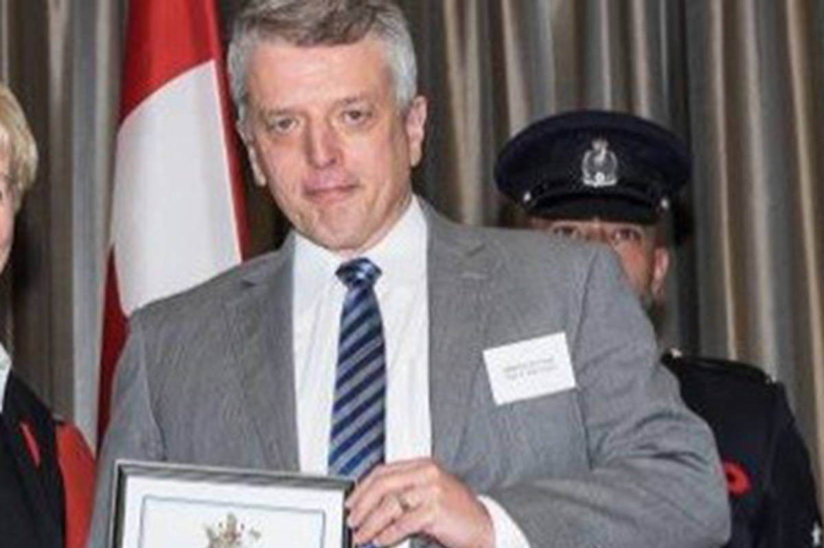 Former Vancouver detective James Fisher was sent to prison for 20 months after admitting to kissing two young women who were witnesses in a criminal case he was probing. (Black Press Media files)