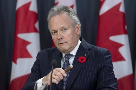 Bank of Canada governor says climate change poses risks to financial systems